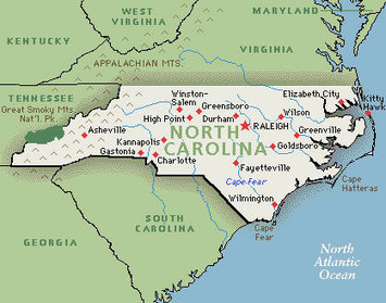 Top 5 states for business in 2012 - North Carolina Ranks #4!   Startup Revolution   Scoop.it