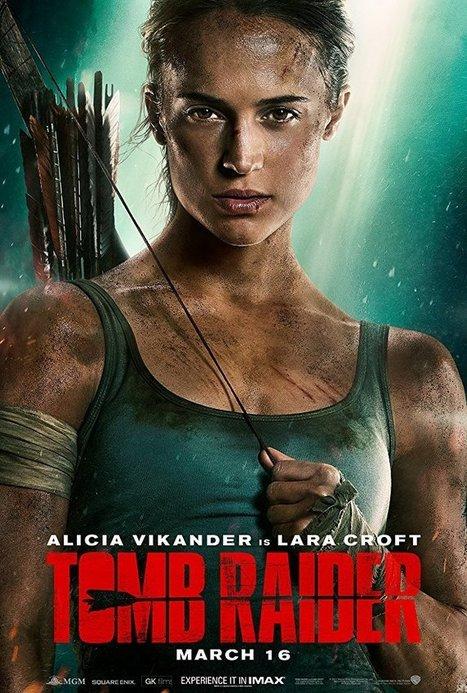 Tomb Raider 2018 Hd Film Izle Online Film I