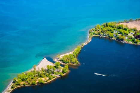 Wear My Eyeballs: Aerial photography over Lake Ontario and Sodus Bay NY | Central New York Traveler | Scoop.it