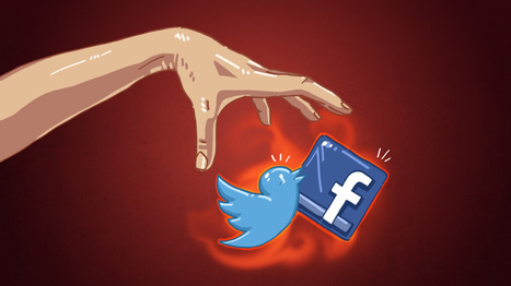 Don't Quit the Social Networks You Hate. Bend Them to Your Will | Social Media Classroom | Scoop.it