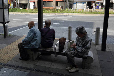 Fear of Dying Alone: The State of Japan's Aging Population | Aging in 21st Century | Scoop.it