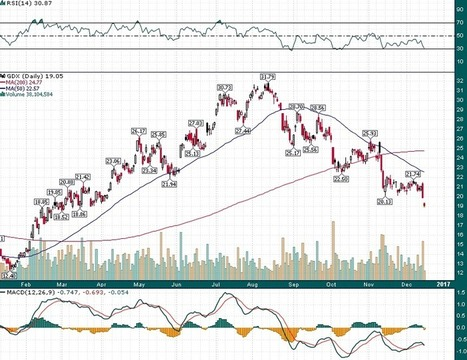 Gold & The Miners: What To Do Between Now And 2017 | Gold and What Moves it. | Scoop.it