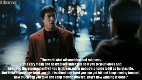 Inspirational Speech About Life In Rocky Balboa