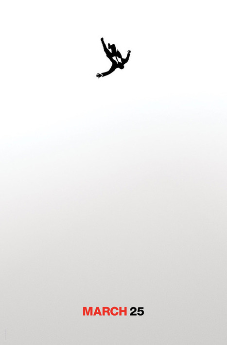 MAD MEN saison 5 : teaser poster #minimalist | Minimalistdesign | Scoop.it