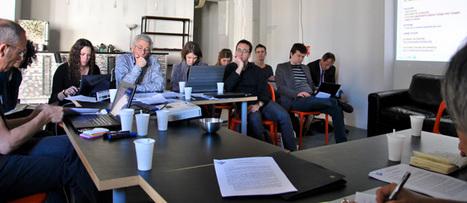 Compte-rendu réunions Co-working Space « Montpellier numérique   Coworking & tiers lieux   Scoop.it