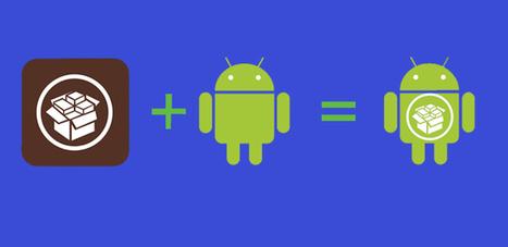 Cydia da el salto a dispositivos Android - MovilZona | android creativo | Scoop.it