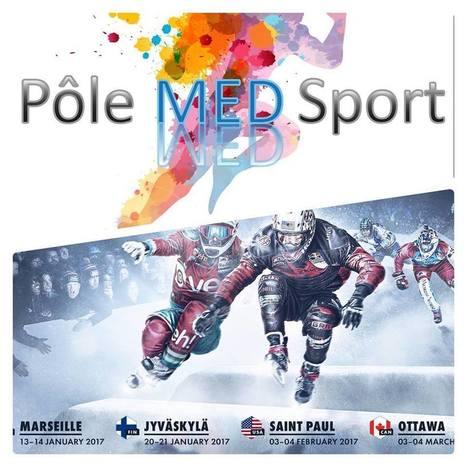 Du Red Bull Crashed Ice au Pôle Med Sport | Communiquaction | Communiquaction News | Scoop.it