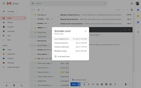 Gmail' in Moodle and Web 2 0 | Scoop it