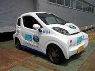 NTN Registers Ultra-small EV Using In-wheel Motors as Light Car in Japan -- Tech-On! | An Electric World | Scoop.it