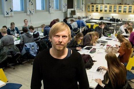 Radikaali opettaja Pekka Peura: Kokeita ei tarvita, kun oppilas arvioi osaamistaan itse   Erityistä oppimista   Scoop.it