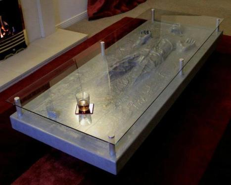 Cryogenic Table | All Geeks | Scoop.it