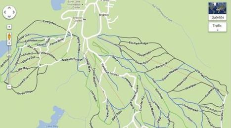 Google expands its reach on the slopes, adds ski resort routes to Maps | ICT_EDU | Scoop.it