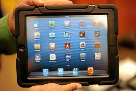 LAUSD moves forward with second phase of iPad rollout - Los Angeles Daily News   iPads 1-to-1 in the Elementary Classroom   Scoop.it