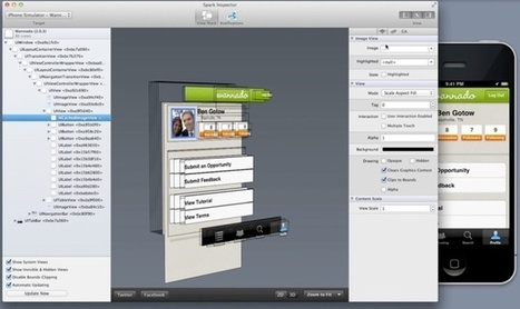Spark Inspector décortique les apps iOS | Apple, IMac and other Iproducts | Scoop.it