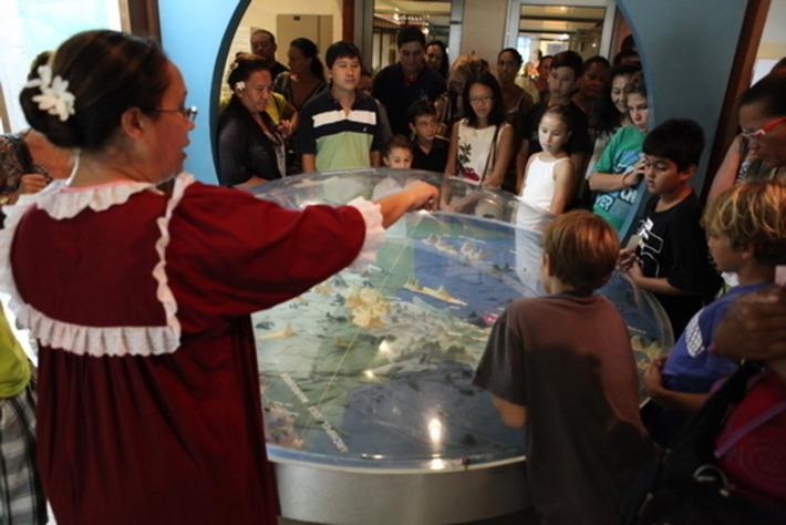 Musée de Tahiti et des Îles : visites gratuites tous les vendredi et ateliers de vacances pour les enfants   Tahiti Infos   Kiosque du monde : Océanie   Scoop.it