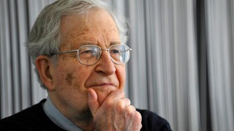 Noam Chomsky interview: 'The public can make a difference – and in more democratic societies, a lot of difference'   real utopias   Scoop.it
