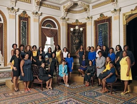 29 Powerful Black Women Who Called the Shots in the Obama Administration | itsyourbiz | Scoop.it