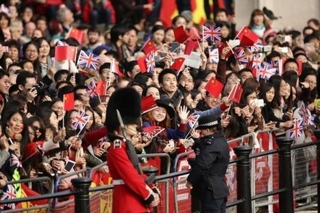 China's Xi praises Britain ahead of state visit| glObserver Global Economics | glObserver Asia | Scoop.it