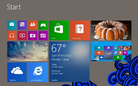 Meet Windows 8.1 - What's new in Windows 8.1 (pictures) | Windows 8 Debuts 2012 | Scoop.it