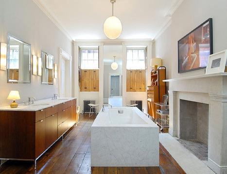 L'appartement New-Yorkais de Julianne Moore   décoration & déco   Scoop.it