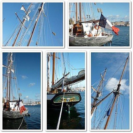 L'armada de l'espoir 2012 : De Brest à Saint-Malo. | Voyages et Gastronomie depuis la Bretagne vers d'autres terroirs | Scoop.it