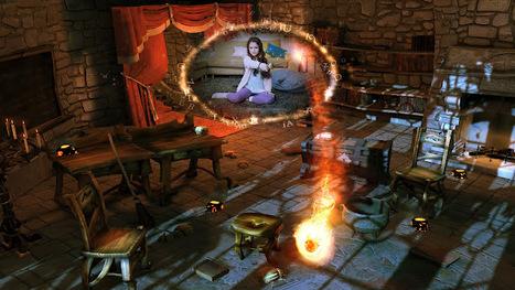 E3 2012 | Wonderbook: Augmented Reality Storytelling | Transmedia producing | Scoop.it