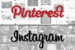 Pinterest vs Instagram : lequel choisir ? | Stratégie Marketing et E-Réputation | Scoop.it