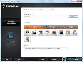 Swifturn Free Video Converter : un logiciel pour convertir ses vidéos | Geeks | Scoop.it