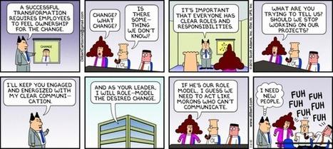 Top 20+ change management mistakes to avoid | Innovatie in de zorg | Scoop.it