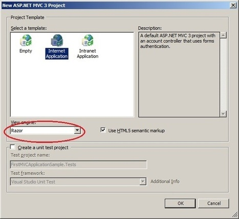 An Absolute Beginner's Tutorial on ASP.NET MVC for Web Forms Developers - CodeProject | AspNet MVC | Scoop.it