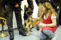 Evansville girl's fundraising helps buy police dog - Post-Tribune | Local Economy in Action | Scoop.it