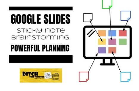 sticky notes' in Moodle and Web 2 0 | Scoop it