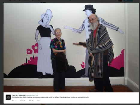 Ha fallecido don Juan Piqueras, el mimo... | MAZAMORRA en morada | Scoop.it