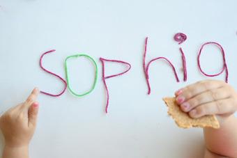 The Moffatt Girls: Toddler Tasks Week 7 | Literacia no Jardim de Infância | Scoop.it
