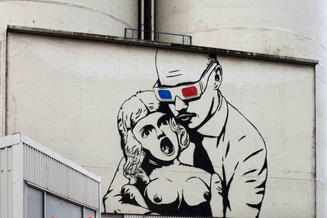 Les Inrocks - Street art : Stavanger, la ville où les murs ont des ailes   World of Street & Outdoor Arts   Scoop.it
