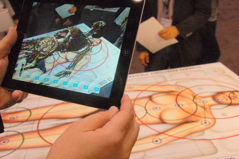 The problem with augmented reality: Tablets and targets | expanding cinema | Scoop.it