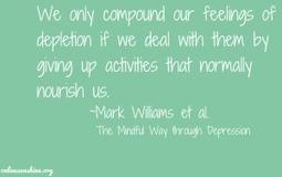 Throwing off the Heavy Grey Blanket of Depression - Inspir3Inspir3 | Personal Development & Improvement | Scoop.it