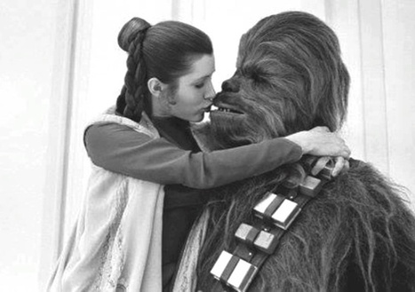 Behind the scenes of Star Wars – in pictures | Grand Pictures | Scoop.it
