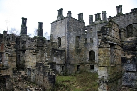 Ruins of Dunmore House Airth | Modern Ruins | Scoop.it