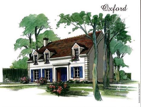Maison 5 pièces Oxford à Orgeval (78630) - 555600€ | Maison individuelle | Scoop.it
