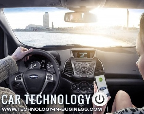 Staying connected while on the road via the Connected Car | Technology in Business Today | Scoop.it