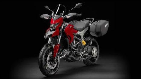 Long Beach Motorcycle Show: Ducati Hyperstrada is versatile | latimes.com | Ductalk Ducati News | Scoop.it