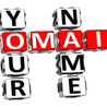 How to find domain name
