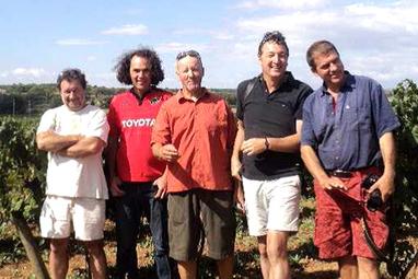 Hérault : un domaine se lance dans la création de variétés résistantes - Lavigne-mag   Le vin quotidien   Scoop.it