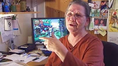71-åriga Pirjo älskar World of Warcraft | IT-Lyftet & IT-Piloterna | Scoop.it