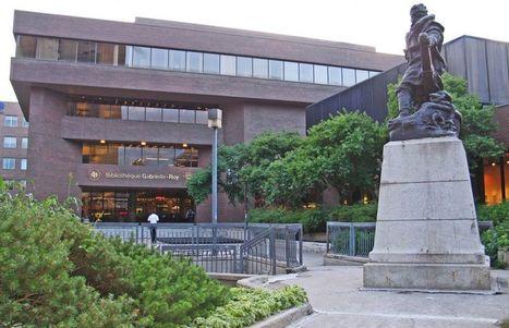 Les bibliothèques les plus ouvertes (et fermées) du Québec | LibraryLinks LiensBiblio | Scoop.it