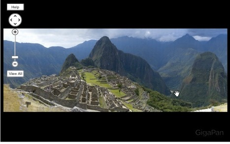 Machu Picchu captured in highest ever resolution: Zoomable picture of Inca citadel allows viewers to see it in impressive detail | Archaeology News | Scoop.it
