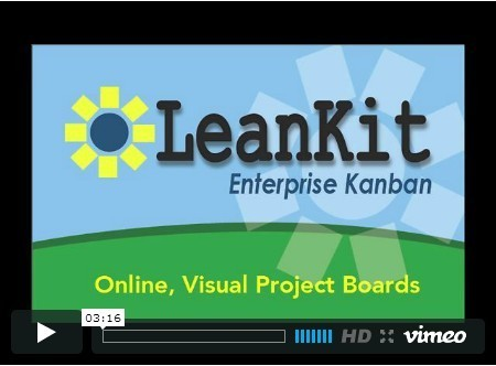 Instant Project Visibility | LeanKit | 21st Century Tools for Teaching-People and Learners | Scoop.it