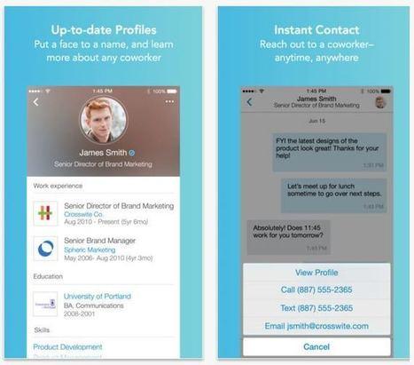 LinkedIn Lookup : l'annuaire social de votre entreprise... La fin des organigrammes et des collègues mytho ? | Le Social Media par ChanPerco | Scoop.it