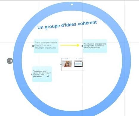Pourquoi utiliser Prezi pour créer vos présentations ? | Veille technologique sur le numérique | Scoop.it